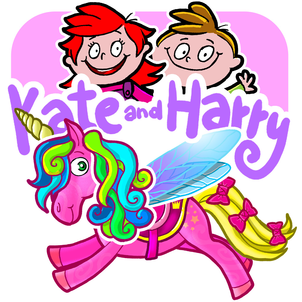Ride a Pony with Kate and Harry