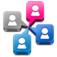partyline – meet new friends Icon