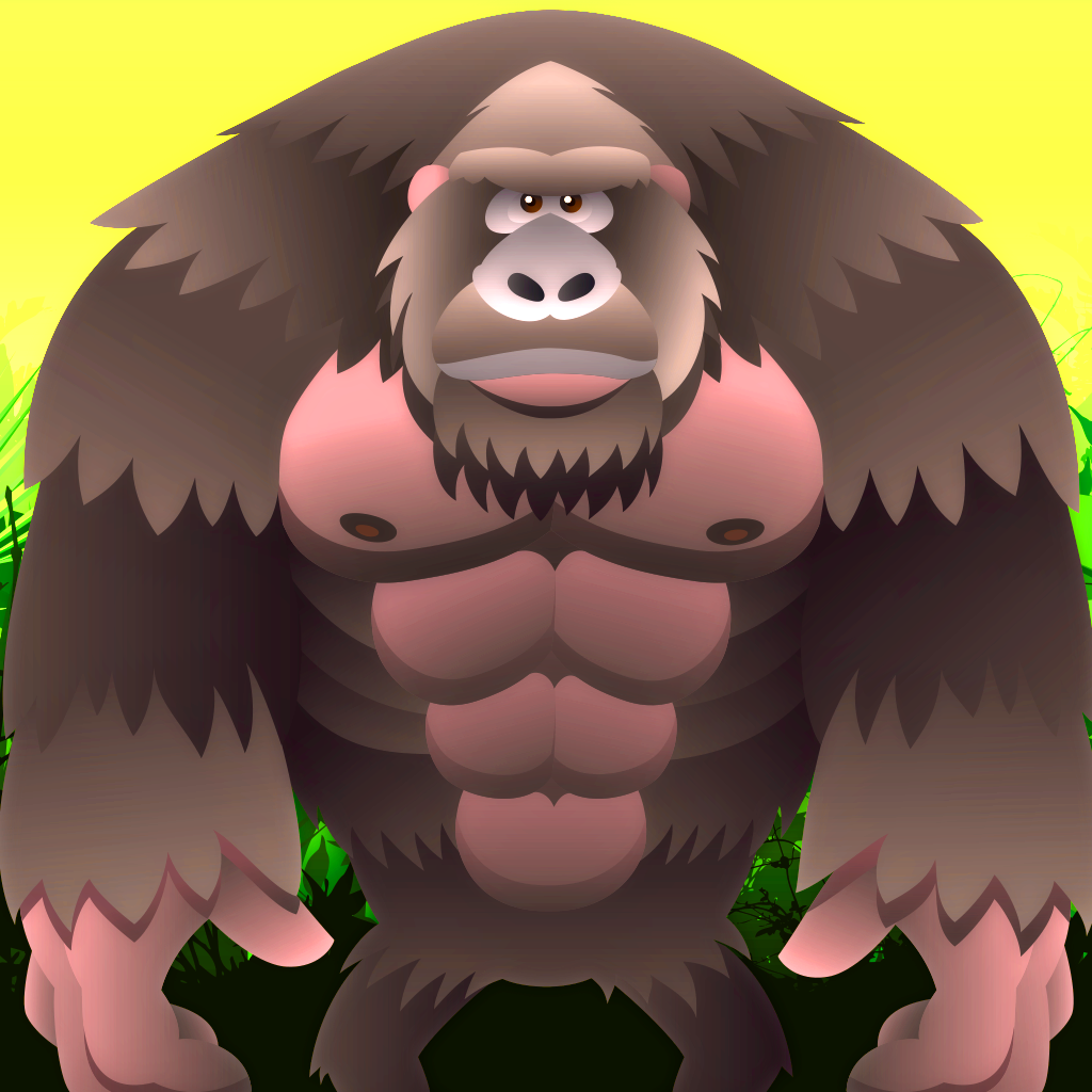 Gorilla Workout : Fitness Aerobic and Strength Trainer on a Budget