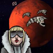 Mars Defender: Space RPG