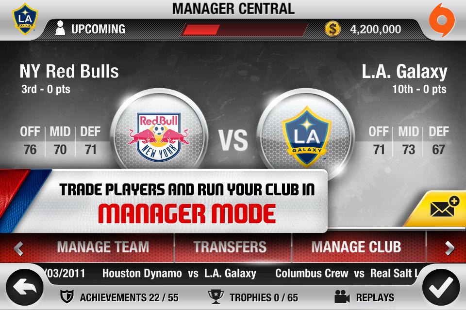 FIFA SOCCER 12 by EA SPORTS screenshot #2