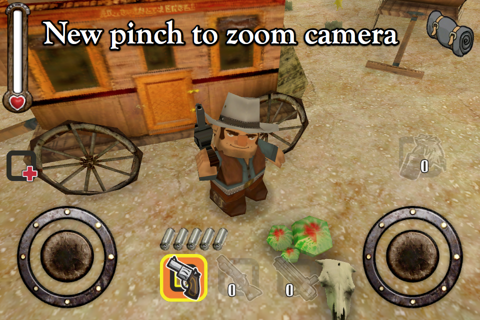 Cowboy Guns screenshot 1