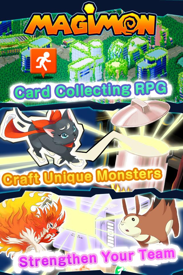 Magimon screenshot 5