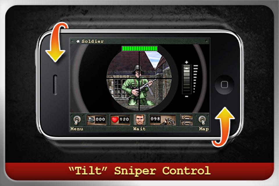 Wolfenstein RPG screenshot #2