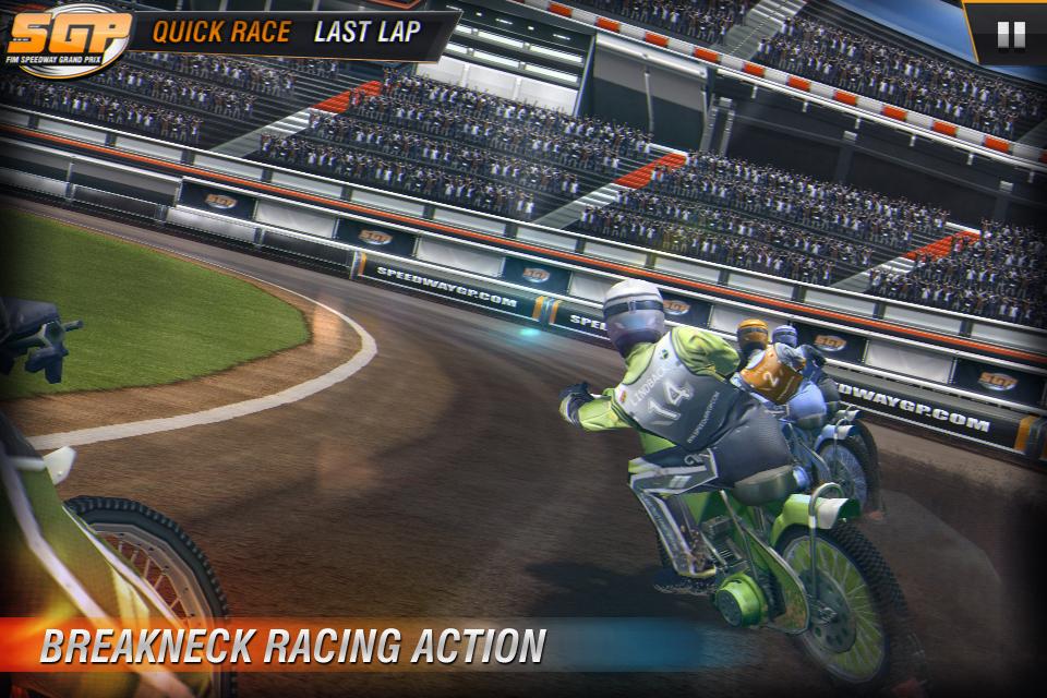 Speedway GP 2011 screenshot #4