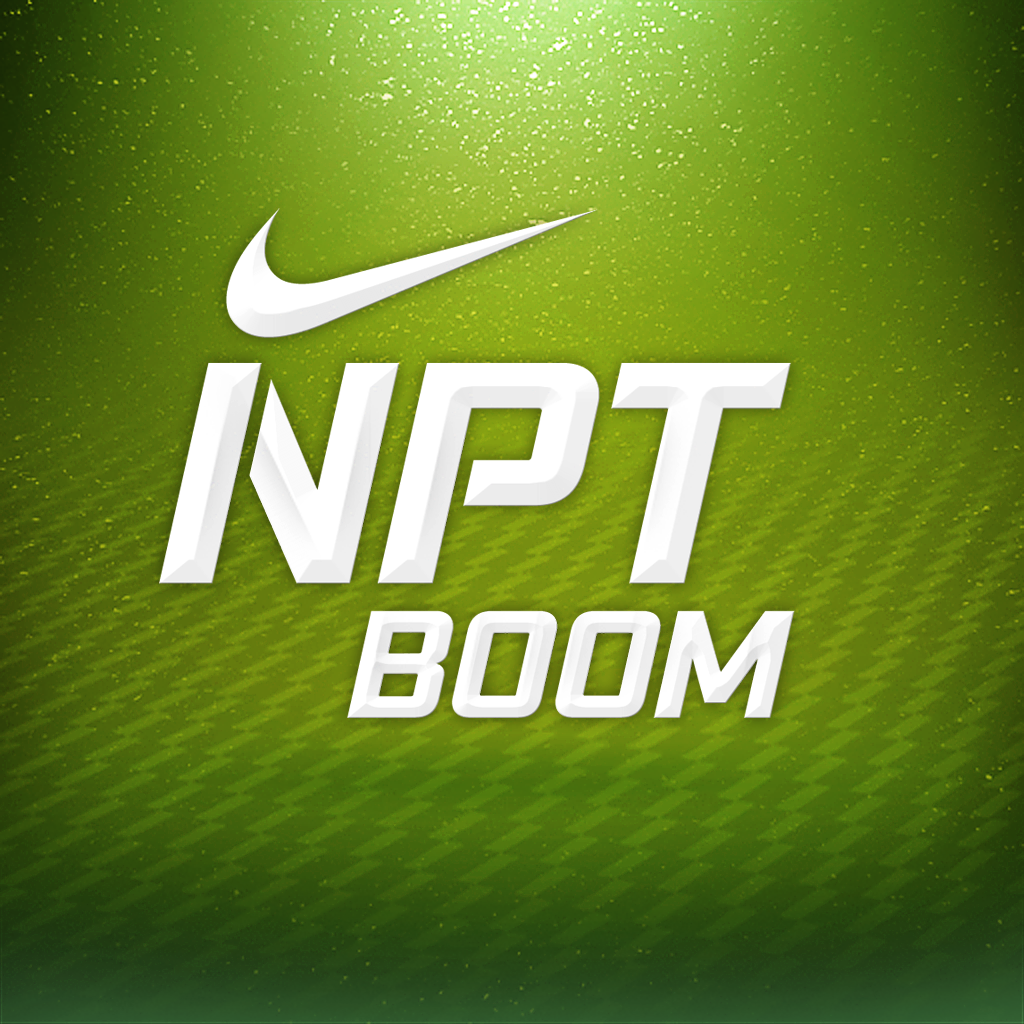 Go Faster With Nike BOOM