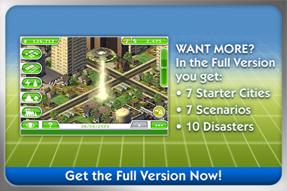 SimCity™ Deluxe FREE screenshot 5