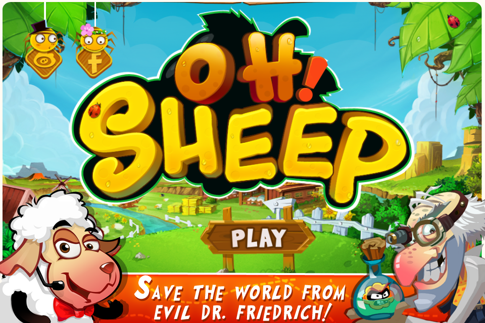 Oh! Sheep screenshot #1