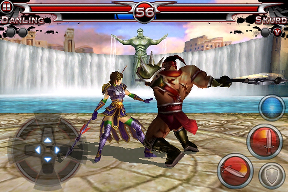 Blades of Fury FREE screenshot 1