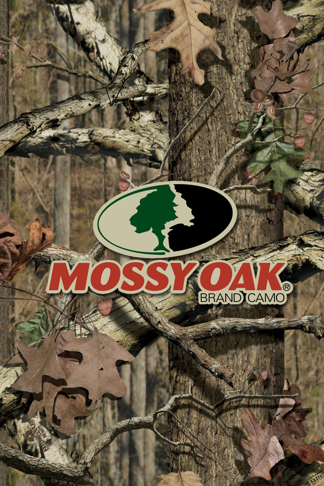 Official Mossy Oak® Camo Wallpapers | iPhone Sports apps ...