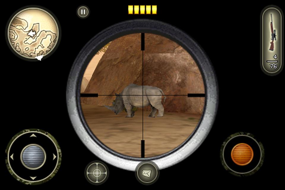 Cabela's® Dangerous Hunts 2011 screenshot #2