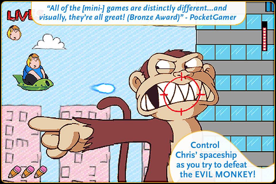 Family Guy: Uncensored Free screenshot 4
