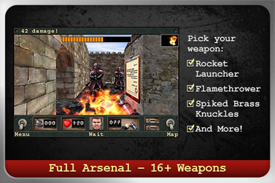 Wolfenstein RPG screenshot #5