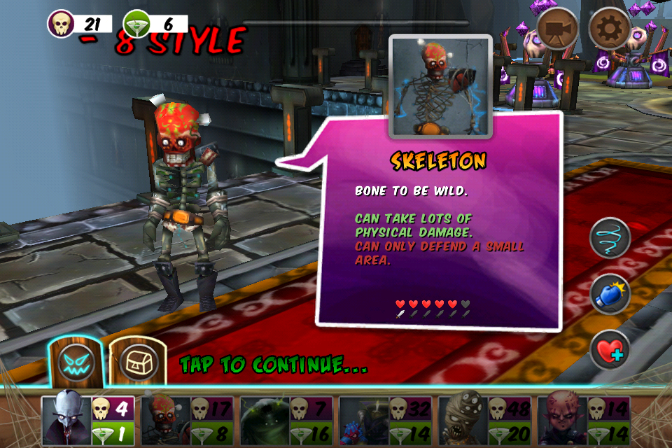 Vampire Season screenshot 3