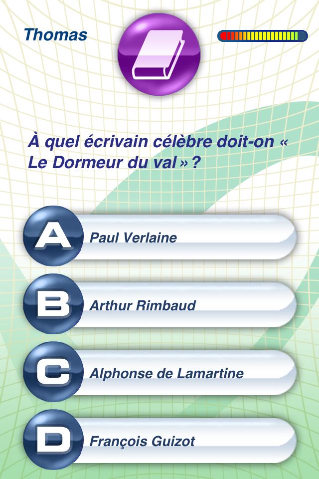 Quiz: Coach Culturel . screenshot 2