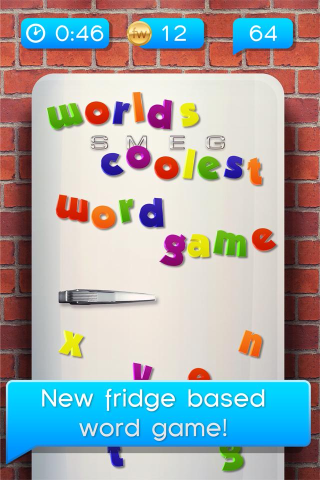 Fridge Words screenshot 1
