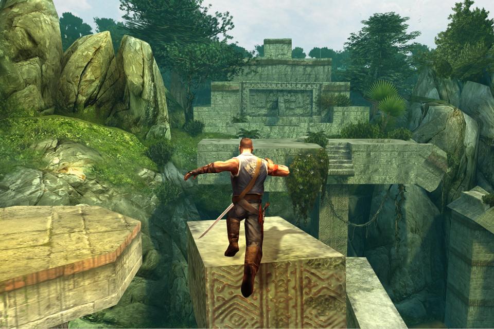 BackStab FREE screenshot 2