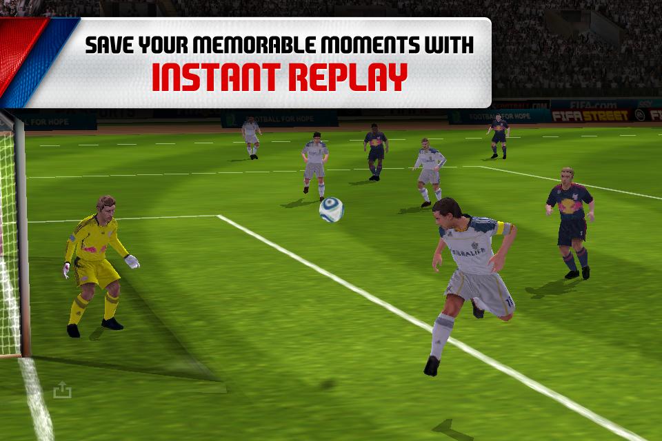 FIFA SOCCER 12 by EA SPORTS screenshot #3
