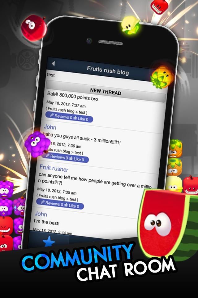 Fruit Rush screenshot 5
