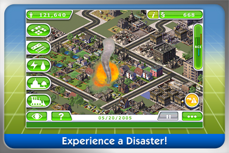 SimCity™ Deluxe FREE screenshot #4