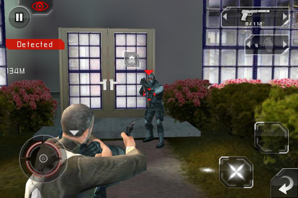 Splinter Cell Conviction™ FREE screenshot #5