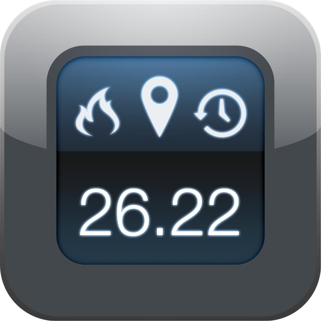 iSmoothRun Pro GPS/Pedometer Tracker