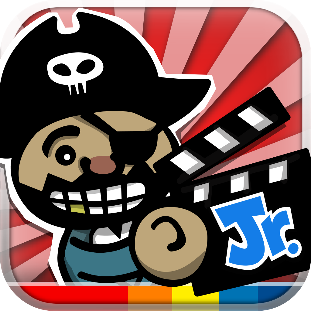 Toontastic Jr. Pirates - for iPad