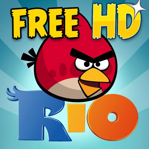 Angry Birds Rio HD Free