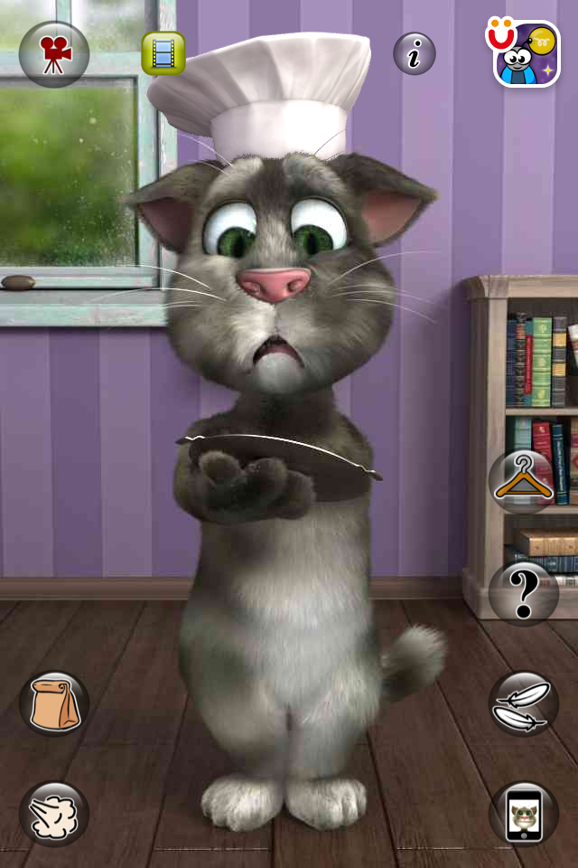 talking tom cat untuk s60v3