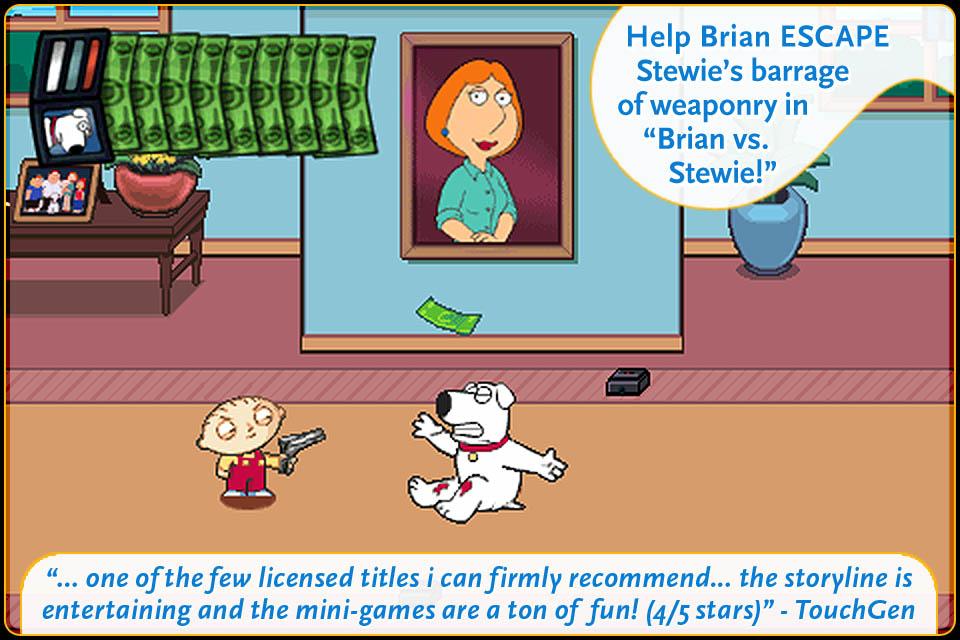 Family Guy: Uncensored Free screenshot 2