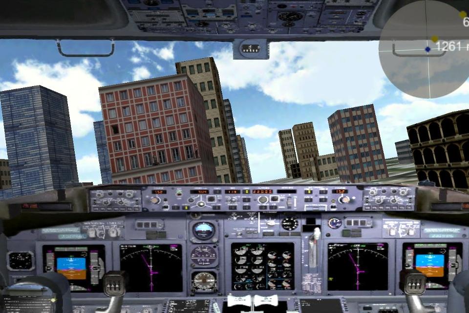 Flight Simulator Boeing 737-400 Sim . VitalityGames.com