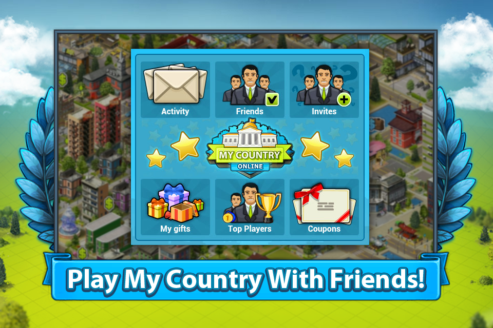 My Country: build your dream city screenshot 2