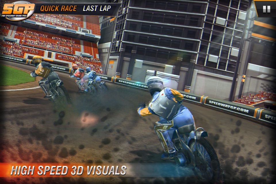 Speedway GP 2011 screenshot #1