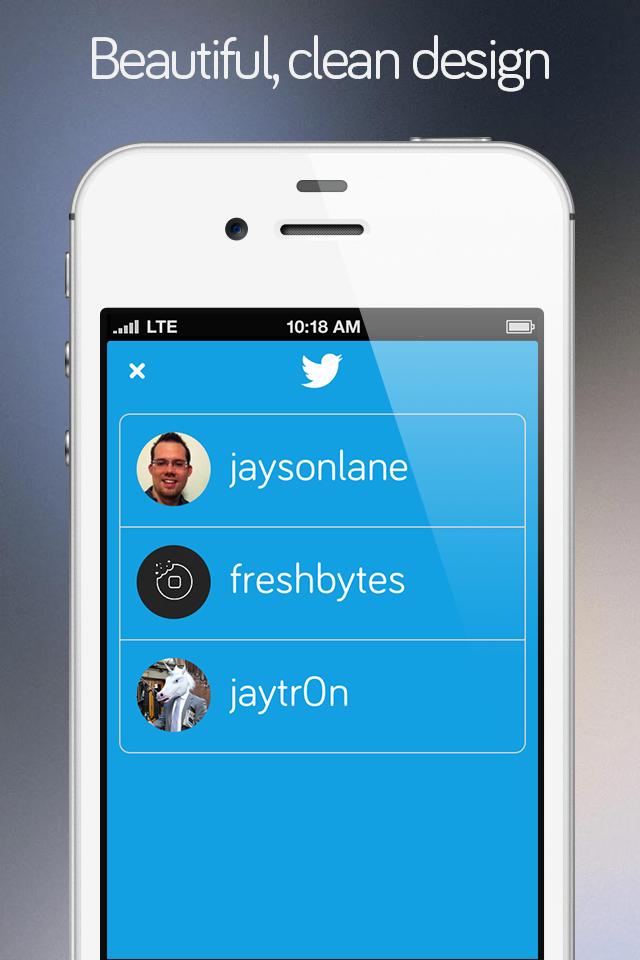 Static for iPhone screenshot 3