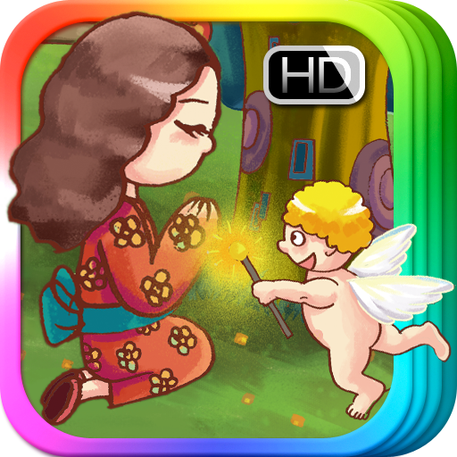 The Girl with no Hands-Interactive book by iBigToy