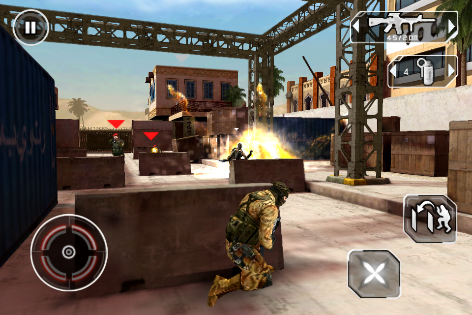 Splinter Cell Conviction™ FREE screenshot #1