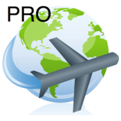 TravelTracker Pro - Live Flight Status, Push Alerts + Trip Sync