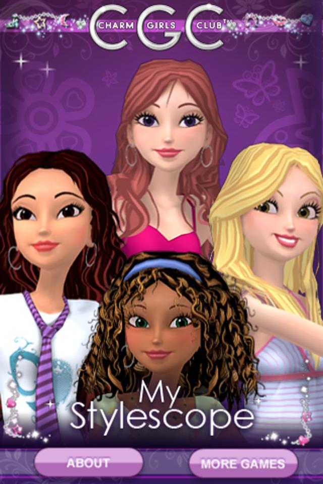 Charm Girls Club My Stylescope screenshot #1