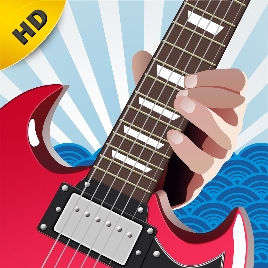 GuitarNotes - Guitar Fretboard Notes Trainer for iPad