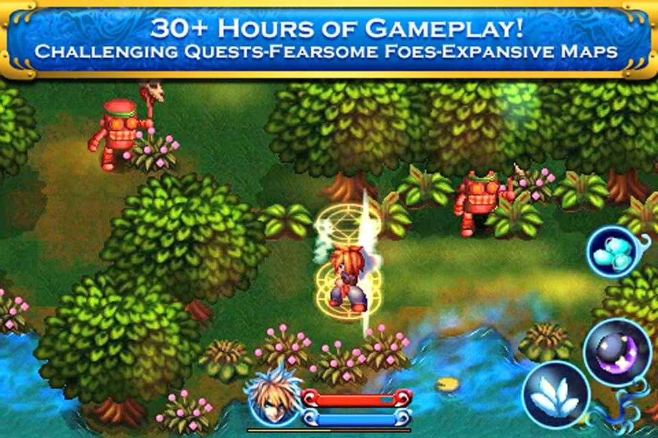 Heroes Lore™ III screenshot #1