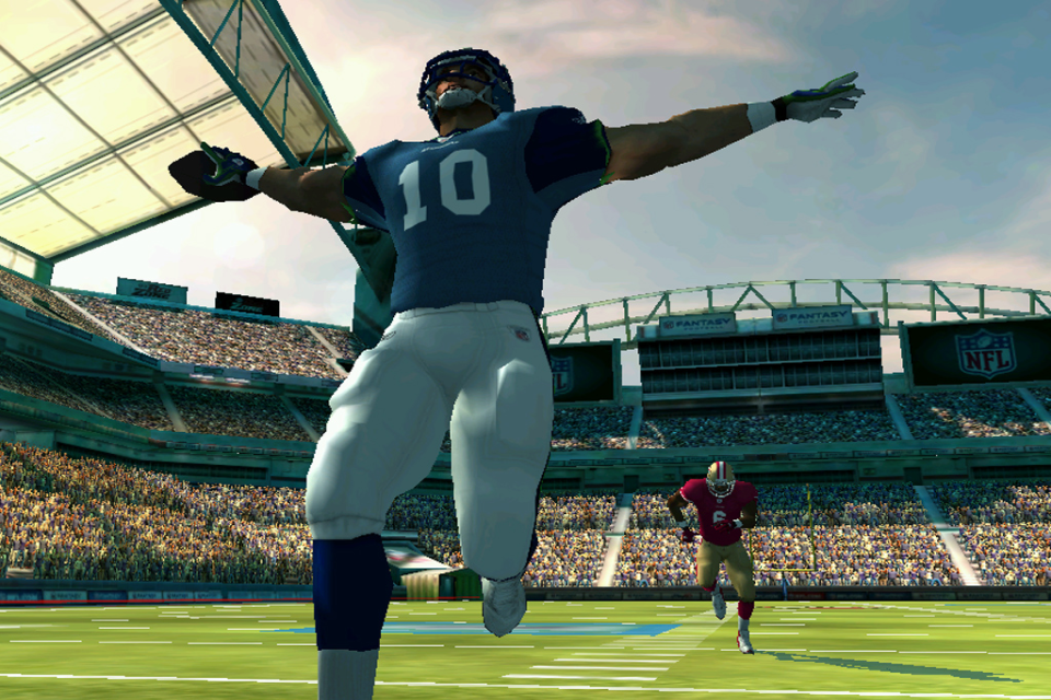 NFL Rivals screenshot #1