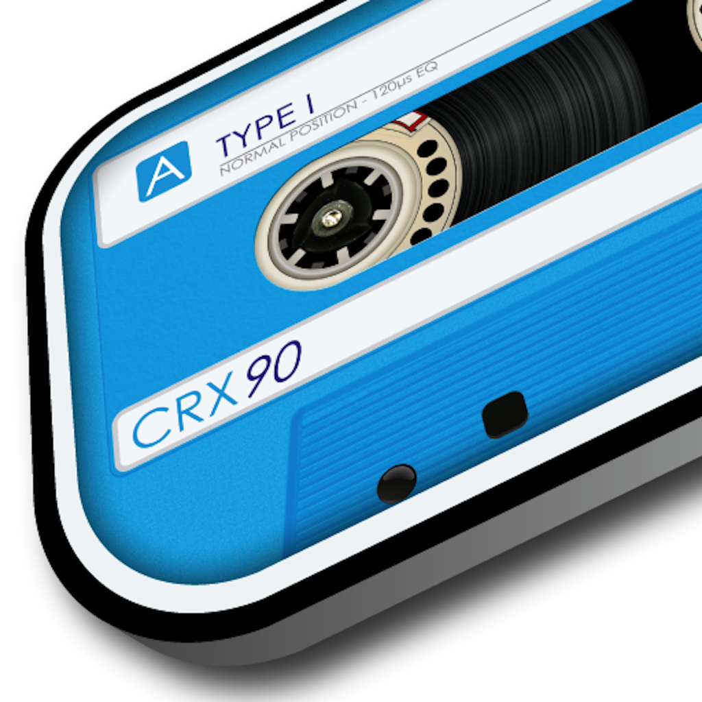 DeliTape - Deluxe Cassette Player with Internet radio