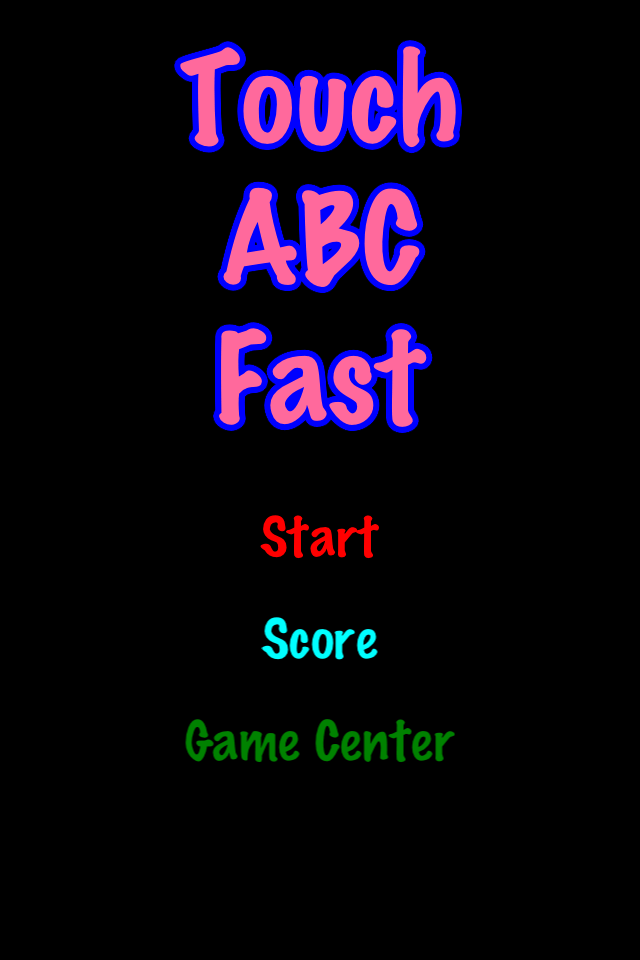 Tap Abc Fast – You can challenge the game super hard. Screenshot