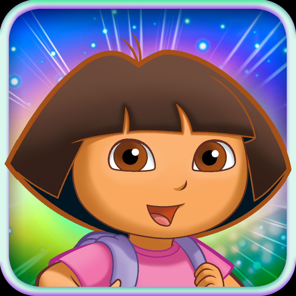 Dora Saves the Crystal Kingdom - Rainbow Ride