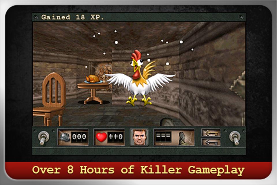 Wolfenstein RPG screenshot #4