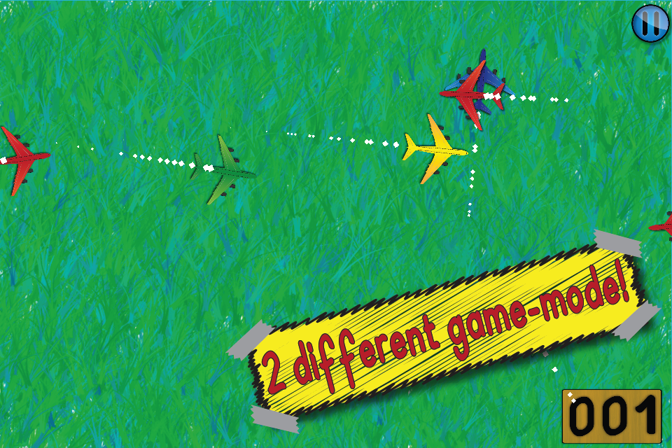 Catch the Airplanes screenshot 2