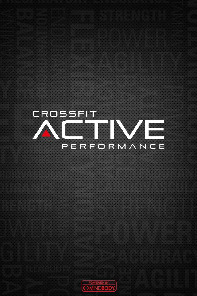 CrossFit Active Performance screenshot #1