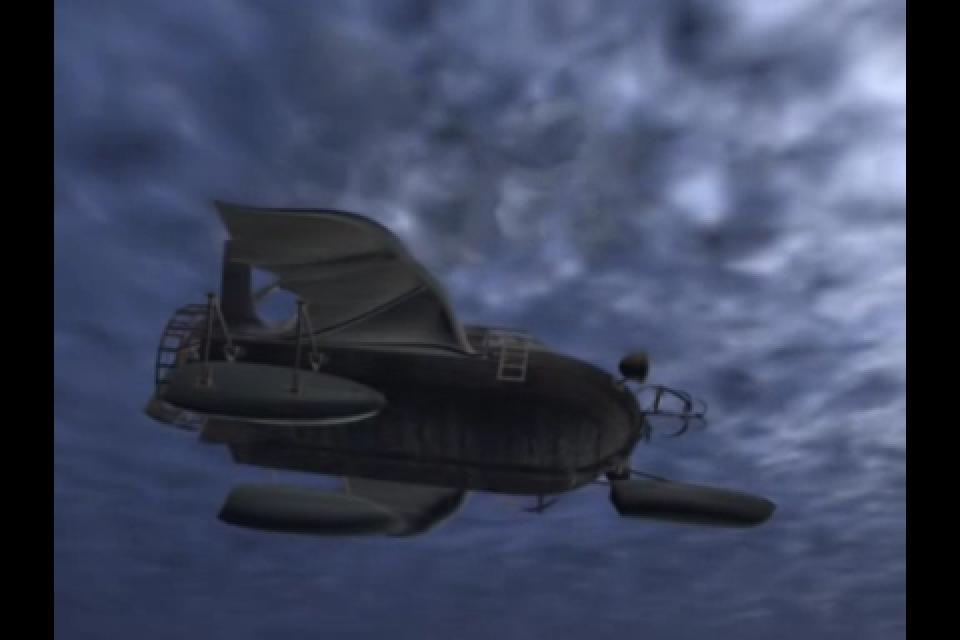 Amerzone: The Explorer's Legacy - Part 2 screenshot 2