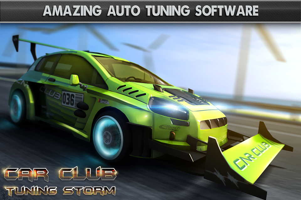 Car Club:Tuning Storm | iPhone Entertainment apps | by zhao