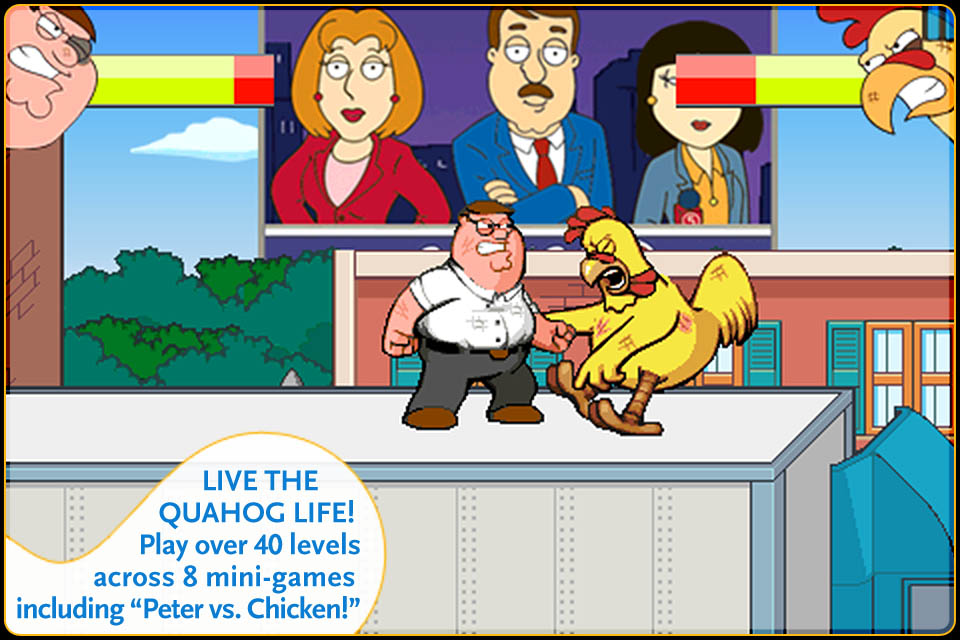 Family Guy: Uncensored Free screenshot 1
